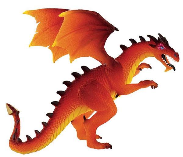 Imagen de Figura Dragon de fuego