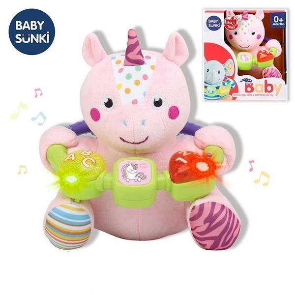 Imagen de Peluche Unicornio Musical Baby