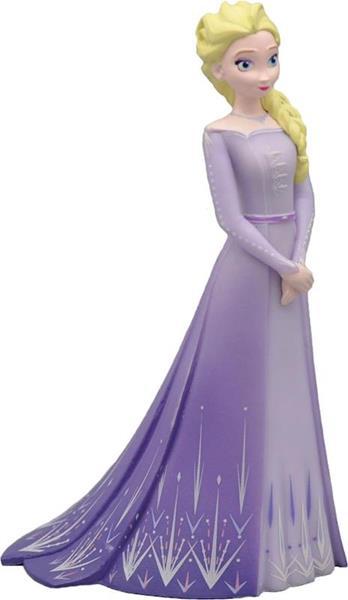 Imagen de Figura Elsa Purple Dress De Frozen II