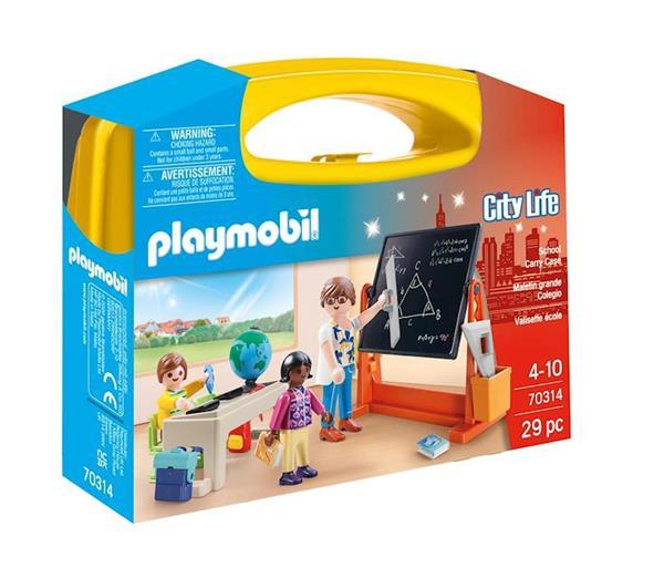 Imagen de Maletín Playmobil Colegio
