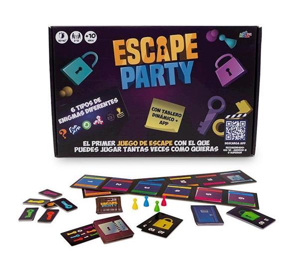 Imagen de Juego Escape Party