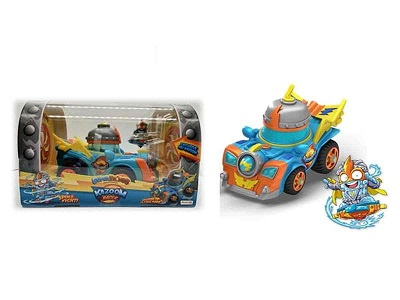 SuperThings coche Racer Kid Kazoom