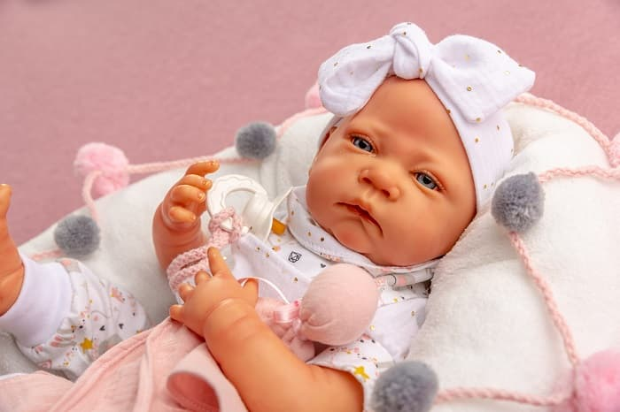 Muñeco Sweet Reborn Berjuan